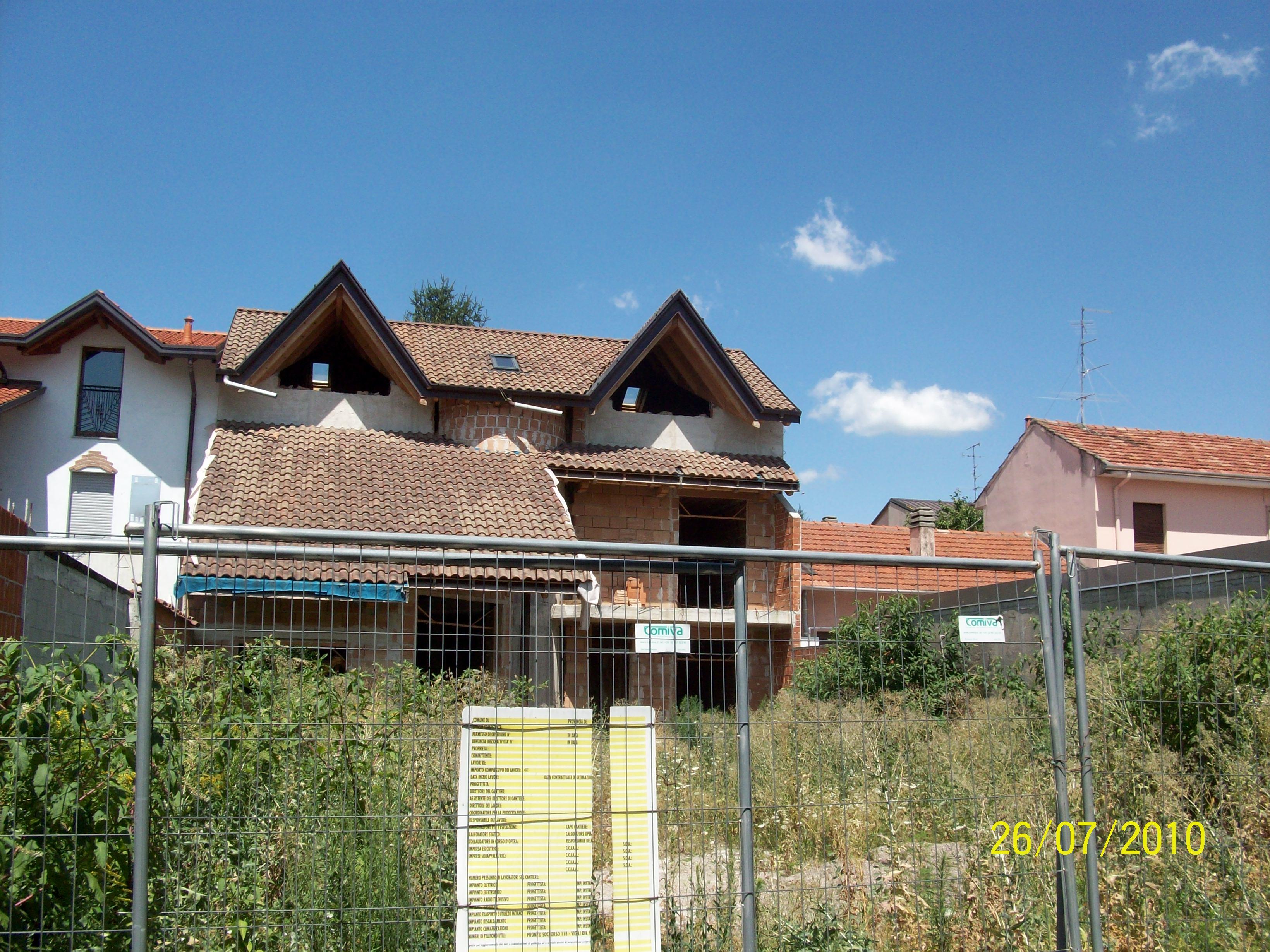 Villa indipendente al rustico
