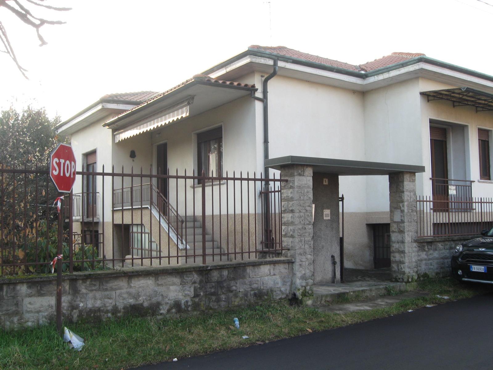 Villa Singola su unico livello da ristrutturare
